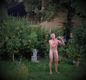 Garten Akt